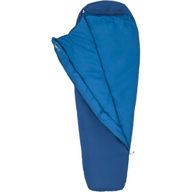 Marmot Nanowave 50 Semi Rec Sac de couchage Long, estate blue